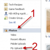 Changing The Cover Of Photo Album On Facebook