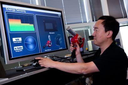 Intel POEM Energy Sensing